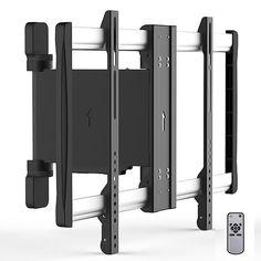motorisierte schwenkbare elektrische tv wandhalterung fr led lcd plasma monitor oder tv mit diagonale - Motorisierte Tv Wandhalterung