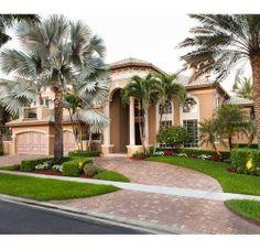 Elegant South Florida Estate Home for sale in Mizner Country Club. http://www.miznercc.org/mizner-country-club-homes-for-sale  #mizner #delray #homesforsale