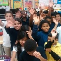 DonorsChoose.org project in CT. Reading/Writing project.