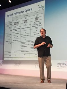 "SilverSpringNetworks @silverspringnet: #IoTWorld16 CEO Mike Bell keynote: ""standards-based technology will win for #IoT"""