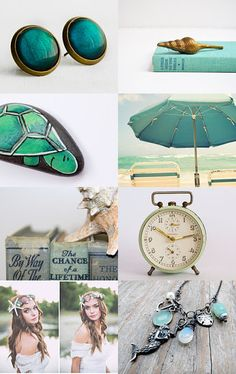 Ocean by Ksenia Miletskaya on Etsy--Pinned with TreasuryPin.com
