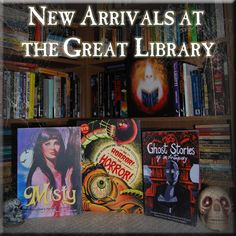 Hypnogoria: MICROGORIA 38 - New Arrivals at the Great Library