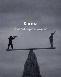 Karma doesnt spare anyone. Karma Quotes, Old Quotes, Wisdom Quotes, True Quotes, Best Quotes, Pain Quotes, Short Inspirational Quotes, Motivational Quotes For Success, Positive Quotes
