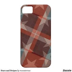 Stars and Stripes iPhone SE/5/5s Case #StarsandStripes #USA #Flag #Mobile #Phone #Case #Cover #iPhone