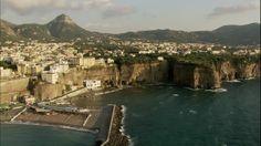La Magnifica Penisola Sorrentina vista dall'alto!!!
