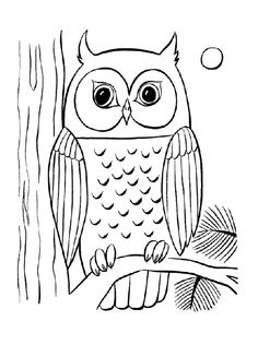 owl coloring pages for girls.html