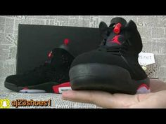 8630dded4a93 Air Jordan 6  Infrared  2019 Unboxing HD review from aj23shoes net