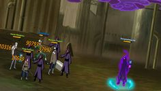 Ninja World – браузерная MMORPG про Наруто. Здесь можно стать воином Кеге, научиться пользоваться Расенганом, а главное ...