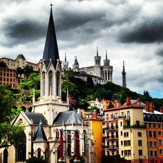 Lyon, France...can't believe I'm about to FINALLY go to France...so excited!