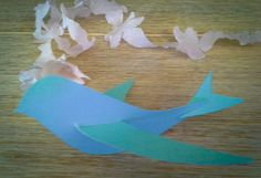 Paper Bird Decoration #partydecorations