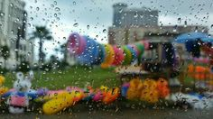 And rain again.
