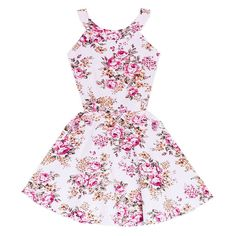 Nostalgic Garden Soiree Dress