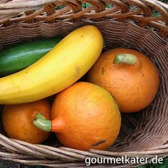 Ernte im Korb! #harvest #food #gardening