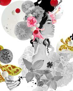 Organica Gran by Vincent Rhafael Aseo, via Behance