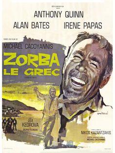 Zorba el Griego (Alexis Zorba), de Mihalis Kakogiannis, 1964