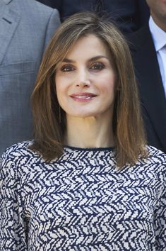 Queen Letizia of Spain Photos - Queen Letizia of Spain attends several audiences at Zarzuela Palace on June 24, 2016 in Madrid, Spain. - Spanish Royals Attend Audiences at Zarzuela Palace