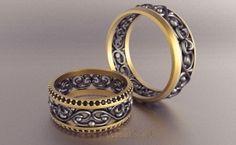 Обручальные кольца VGOK0182