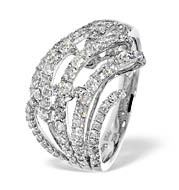 The Diamond Store.co.uk 18K WHITE GOLD DIAMOND RING 1.49CT Item N4355 - A special Big Fancy Ring for 1315.00 in 18K White Gold. 1.49ct of Premium quality Diamonds. Free UK delivery and a 5 year guarantee. http://www.comparestoreprices.co.uk/gold-jewellery/the-diamond-store-co-uk-18k-white-gold-diamond-ring-1-49ct.asp