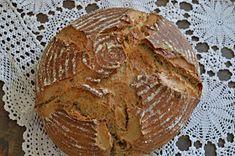 Truhlice: Vykřupaný Křupák aneb Poctivý domácí chléb. Bread, Food, Basket, Brot, Essen, Baking, Meals, Breads, Buns