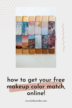 Struggling to find the right shade for your foundation? Take advantage of our free online color match and make sure you buy the right color! Enjoy high quality makeup at affordable prices, and fully customizable palettes make this a no brainer. Get your free makeup color match consult online today! Simple Everyday Makeup, Everyday Makeup Routine, Simple Eye Makeup, Makeup Tutorial Step By Step, Easy Makeup Tutorial, Makeup Tutorial For Beginners, Quick Makeup, Free Makeup, Contour Makeup