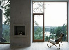 House of the Day: Refugium of a Forester by Petra Gipp Arkitektur | Journal | The Modern House