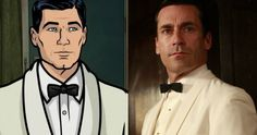 Archer Producer Wants Jon Hamm for Live-Action Movie -- Archer executive producer Matt Thompson believes that if a live-action movie happens, Jon Hamm will secret agent Sterling Archer. -- http://movieweb.com/archer-movie-live-action-cast-jon-hamm/