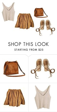 """#794"" by sydneydeleonofficial ❤ liked on Polyvore featuring Hollister Co., simpleoutfit, neutrals and summer2017"