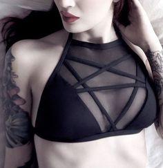 Killstar - Hades Bikini Set