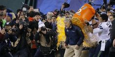 #Seahawks' #SuperBowlXLVIII victory over the #Broncos is the first 43-8 final score in #NFL history. http://yhoo.it/1fnskSP #Football