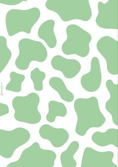Light Green Cow - @caraghorr