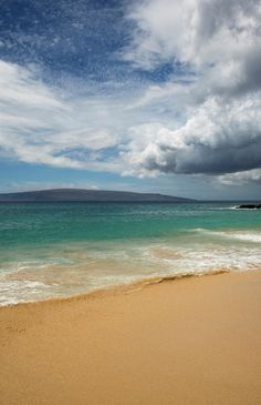 ✮ Makena Beach - Maui, Hawaii - Kahoolawe Island in the distance