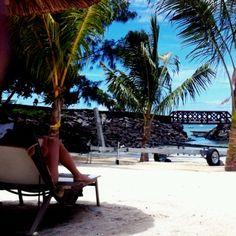 Un petit coin de paradis - #zilwaattitude #ilemaurice