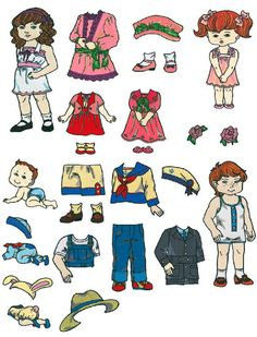 AceSewVac.com-Discount Embroidery Cards-Brother Memory Card No. 51? Paper Doll