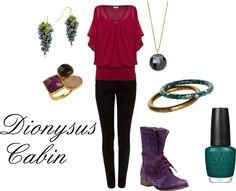 """""""Dionysus Cabin"""" by shadowphoenix on Polyvore"""