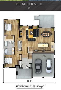 Guest House Plans, Sims House Plans, Family House Plans, Country House Plans, Dream House Plans, Small House Plans, House Floor Plans, Sims 4 House Design, Tiny House Design