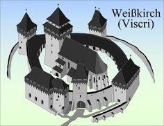 Biserica fortificata din Viscri v1 - Biserica fortificată din Viscri - Wikipedia