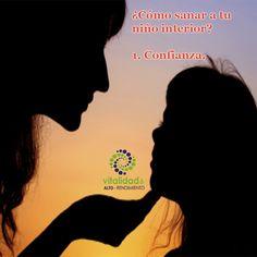 ¿Cómo sanar a tu niño interior? 1.Confianza. Ese niño interior esta temeroso de salir de donde se esconde, necesita confianza para dejar de ocultarse. Necesita que tú te conviertas en su aliado, en su confianza, que le des el apoyo que necesita y no se avergüence de lo que le causo esas heridas. Este es el primer paso para sanar a tu niño interior. #VitalidadEmocional