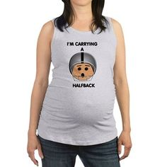 halfbacK Maternity T