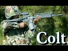 Advanced Combat Rifle 1990 US Army; Search for M16 Replacement https://www.youtube.com/watch?v=-yxrTLgioCQ #USArmy #rifle #firearms