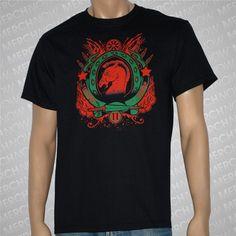 Red Horse Black
