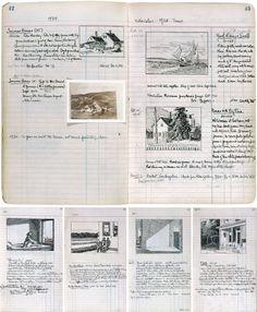 Gli appunti degli artisti - DidatticarteBlog - Edward Hopper (1882-1967)