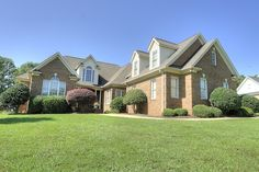 108 Raspberry Lane, Anderson, SC! 4BR/3.5BA, Open floor plan, bonus room, sunroom, formal dining room, in-ground pool and so much more all on an acre lot! Click on the link under the picture to see all details!