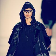 Goggles & Gemstones @ #nicholask 1835 mentions of #goggles online this past week. #NYFW #NYC #MBFW #AW13 #FashionFacts #Runway
