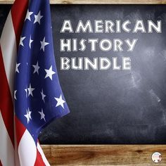 American History BundleBuy lessons to start off your year and save! Purchase the bundle of American history activities for huge savings! In this bundle, you will receive all of my American history lessons  from a Carriage Ride through the Colonies  to activities for the Civil War and Reconstruction.