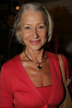 Helen Mirren - Wearing Korite neckless