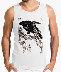 Camiseta Cuervo C