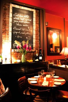 L'Ardoise - French bistro fare & a varied wine list star in a cozy, colorful space. San Francisco's 20 Most Underrated Restaurants