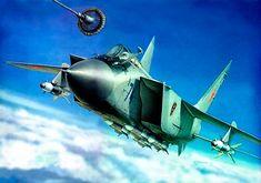 МиГ - 31Б