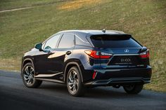 The upcoming 2019 Lexus RX is a midsize-luxury hybrid SUV. This model is a class leader in fuel economy and it offers seating for five passengers. Smooth ride, quiet interior, and amazing reliability are just some of the highlights. Lexus Rx 350, Automotive News, Automotive Industry, Luxury Crossovers, Large Suv, Mid Size Suv, Car Goals, Car Insurance, Cars