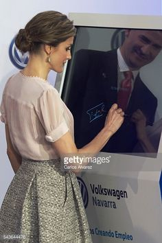 Spanish Royals Visit Volkswagen Factory on Its 50th Anniversary | June 29, 2016.